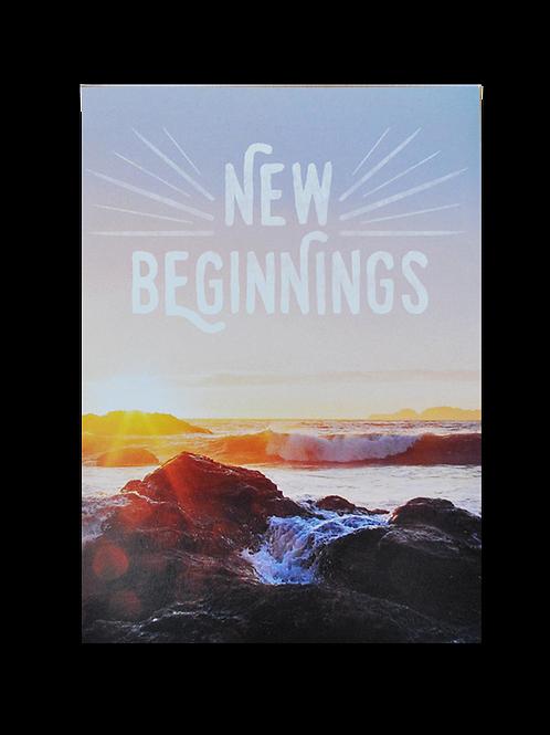 New Beginnings (8 pack)