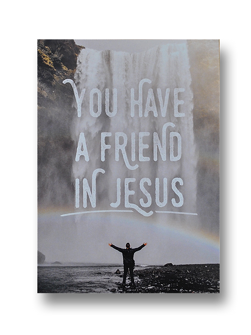 Friend In Jesus (8 pack)