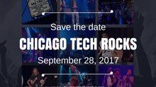 Hit the stage with Chicago Tech Rocks 2017