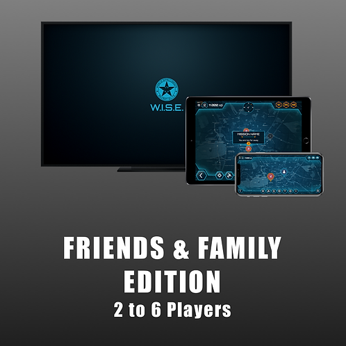 Operation Mindfall Remote - Friends & Family Edition