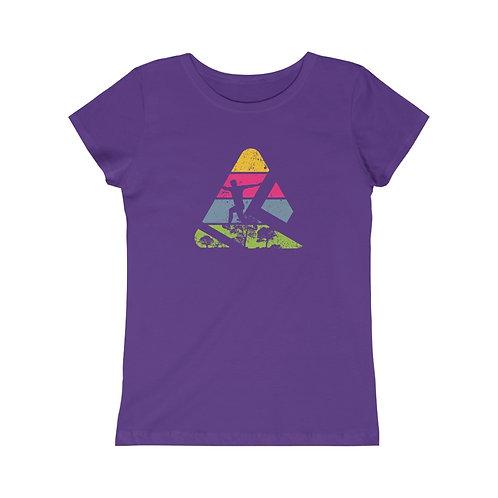 Girls Trail Runner Princess Tee