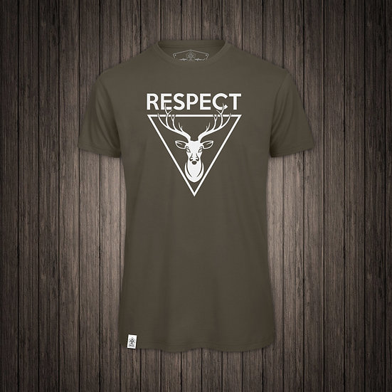 "Organic T ""Respect Wildlife"""