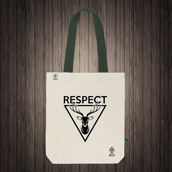 "Reusable Bag ""Respect Wildlife"""