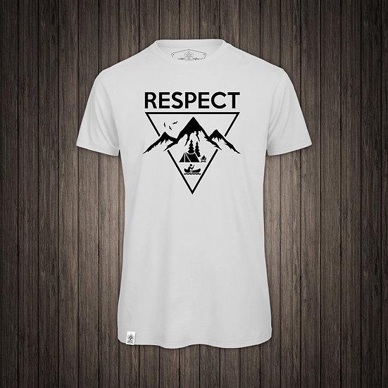 "Organic T ""Respect Nature"""