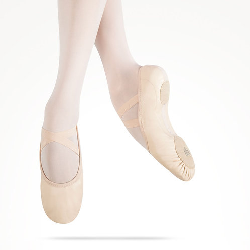MDM Elemental Leather Ballet Shoe - Child