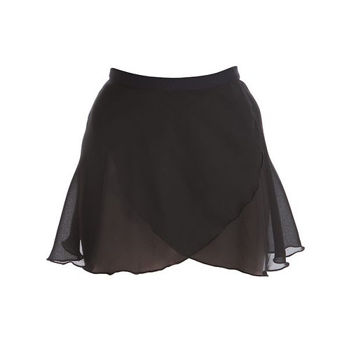 Black Energetiks Melody Wrap Skirt
