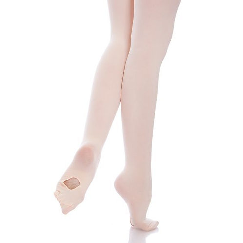Energetiks Classic Convertible Dance Tight- Child