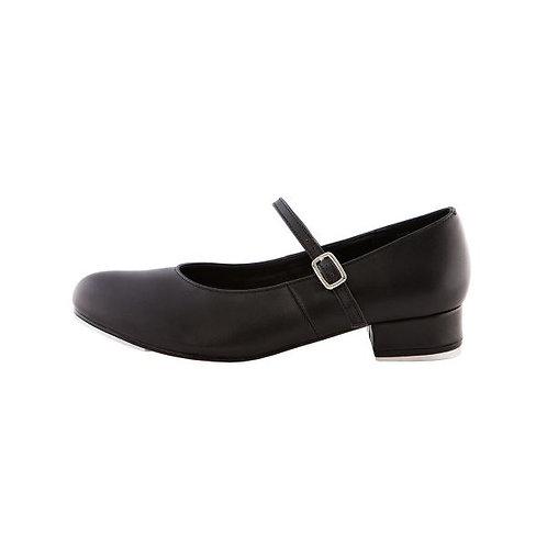 Black Energetiks Tap Shoe Low Heel - Child