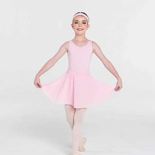 Ballet Pink Studio 7 Premium Full Circle Skirt
