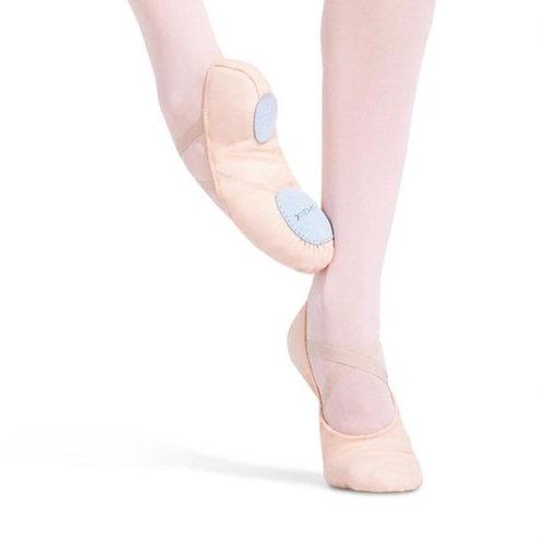 Capezio Juliet Split Sole Canvas Ballet Shoe - Child
