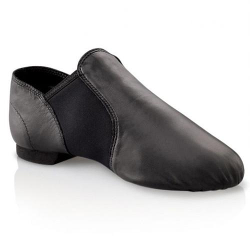 Black Capezio E-Series Jazz Shoe