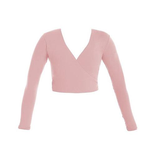 Ballet Pink Energetiks Maeve Cross Over