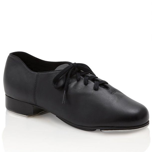Black Capezio Cadence Tap Shoe - Adult