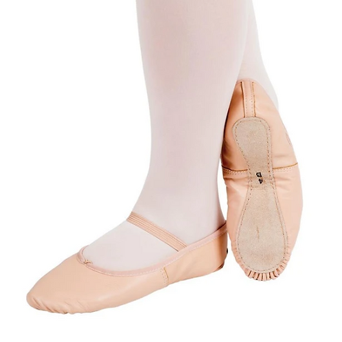 PW Ballet Flats Full Sole - Adult