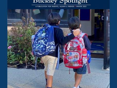 Buckley Alumnus as a Charity Organizer:Congratulations to Alex Goldenberg '17