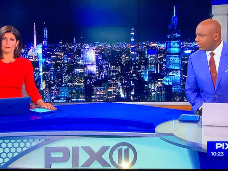 Sole Purpose Featured on WPIX 11 News
