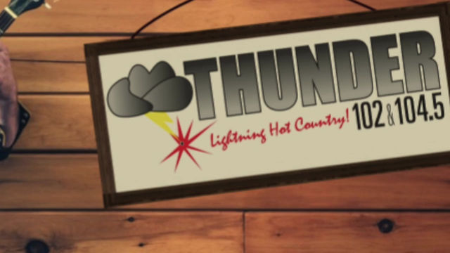 THUNDER102 Morning Show Interview with Alex Goldenberg