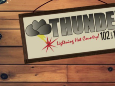 THUNDER 102 Morning Radio Show Interview