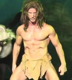 "Tarzan for ""Disney Cruise Lines"""