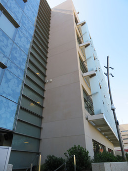 Multi Plane Unitized Curtain Wall Systems