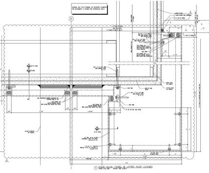 Aluminum Panel Detail