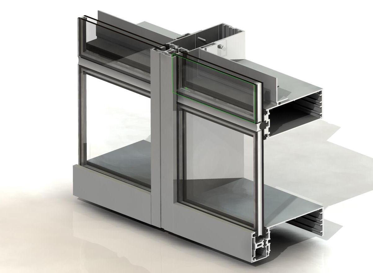 3D Model Pressure Wall