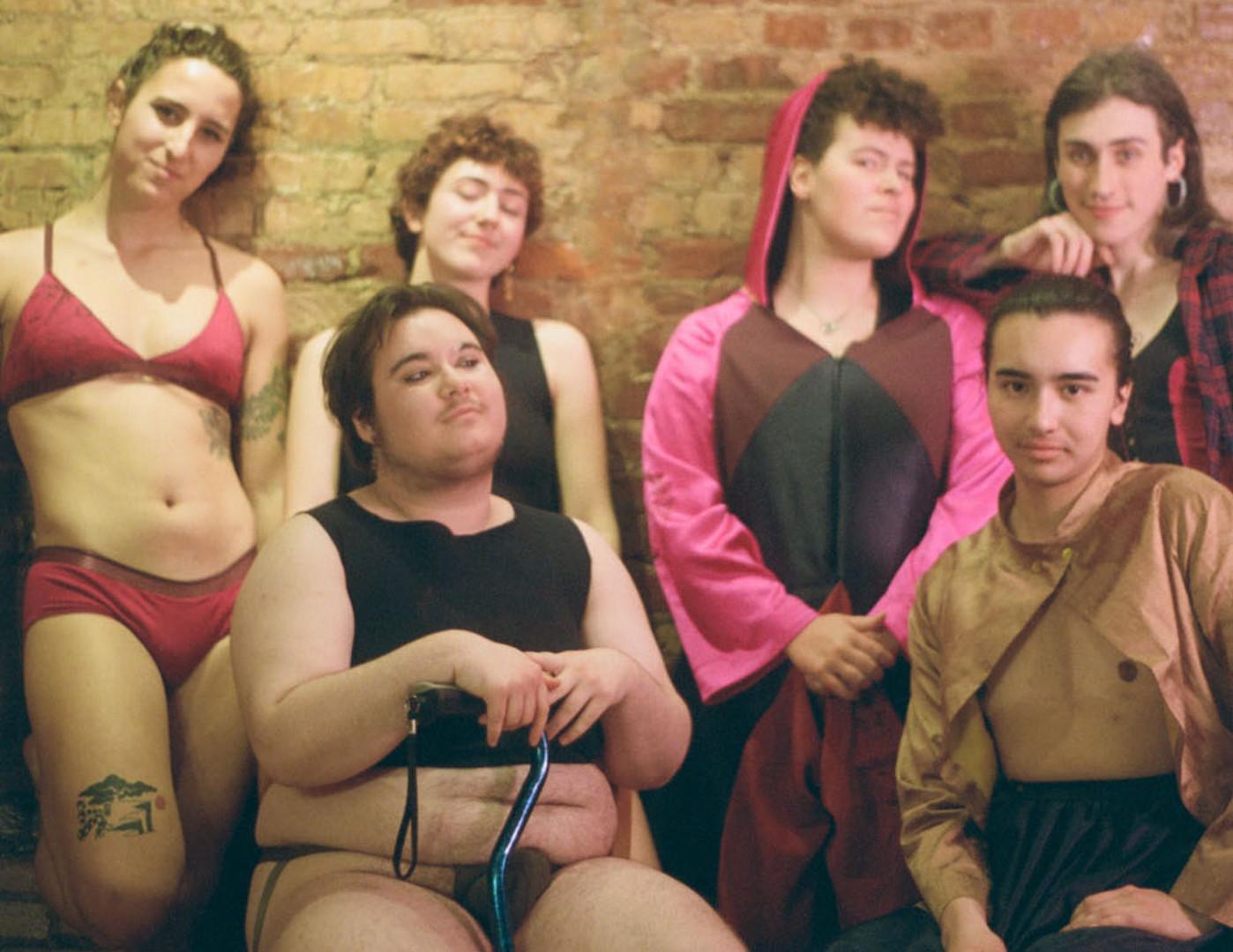 Gender Affirming Wear Group Shot