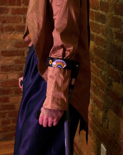 Scars Shirt and Skirt/Pants Side