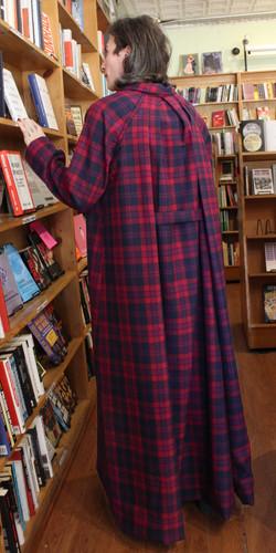 Cloak Back at Bluestockings