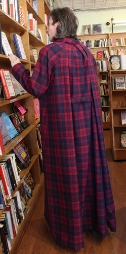 Cloak Back at Bluestockings