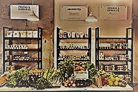 Restaurantes/ Mercado Nün