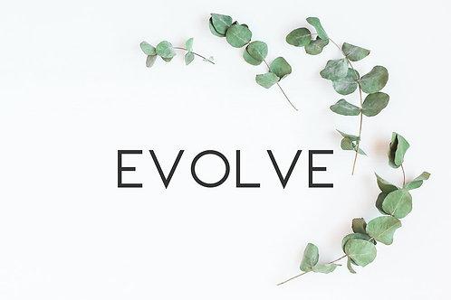 Evolve coaching