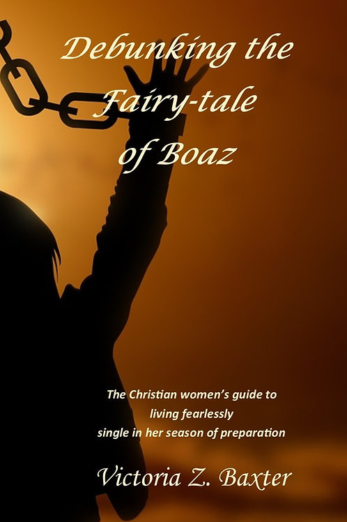 Debunking the Fairy-tale of Boaz (book)