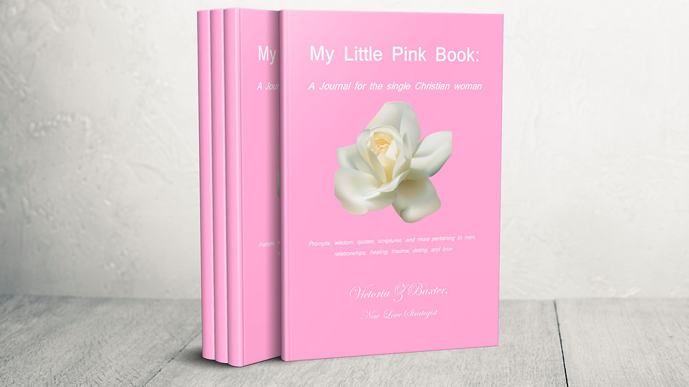 My Little Pink Book (Journal)