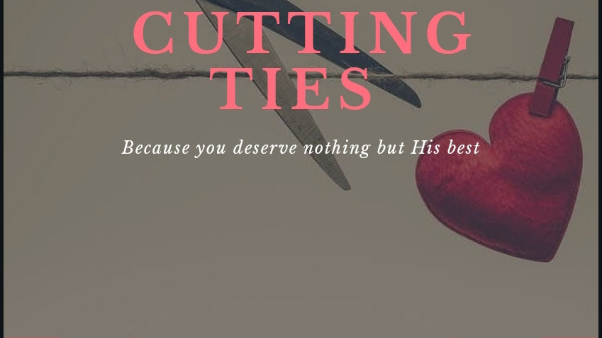 Cutting Ties Webinar