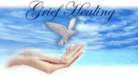 Grief & Healing coaching