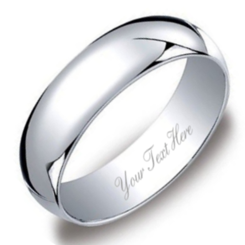 Commitment ring