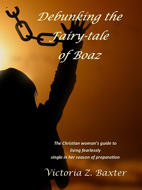 Debunking the Fairy-tale of Boaz