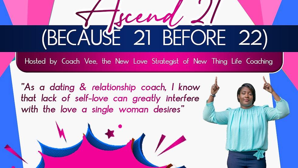 Ascend21: Self-Love Challenge
