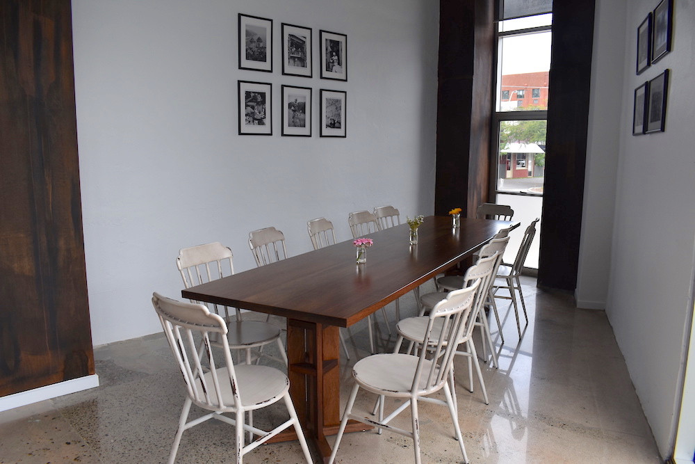 French Designs - Tocco Italiano - Teneriffe - Communal Dining