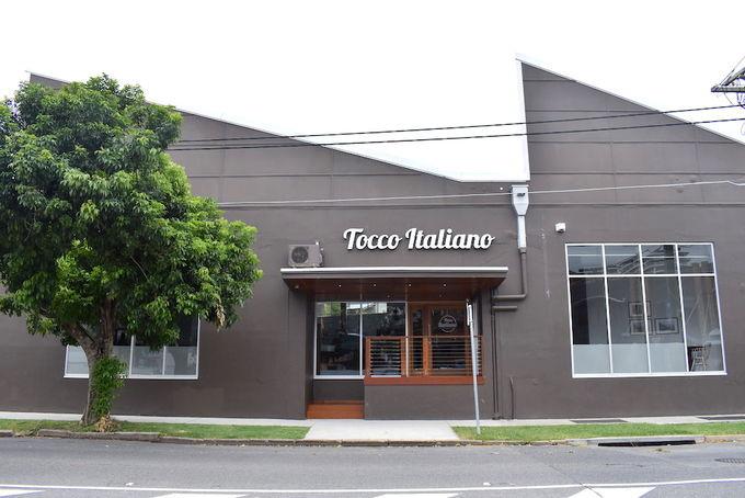 French Designs - Tocco Italiano - Teneriffe - Entry
