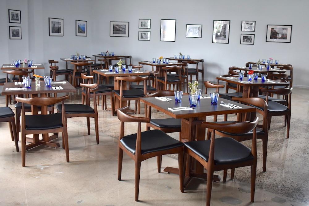 French Designs - Tocco Italiano - Teneriffe - Dining Area