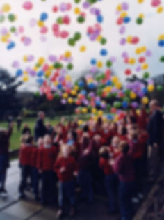 balloon races are a fun way to raise money for your school, thye are ideal for school fetes or fairs.
