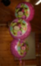 Childrens birthday party monkey balloons harrogate