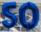 50th Birthday Balloon numbers, filled with helium these super shape balloons are perfect to make a big impression, they are available in gold, silver, blue, purple and can be made upto any age, we will display them at your venue, North Yorkshire