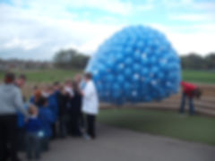 school balloon releases are the ideal way to raise money for your school