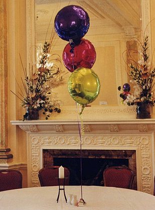 18th Birthday Party Ideas Helium Balloon