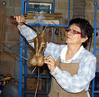 Miriam Perez en el Studio.jpg
