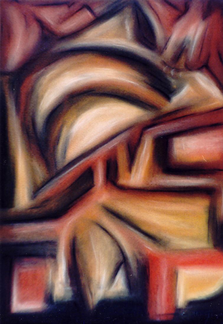 Fragmento de instinto 35x25. 1995.jpg