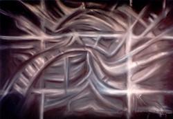 Sombra de uma lenda revelada 50x70. 1994.jpg